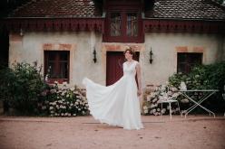 kaa couture creatrice robe de mariee collection 2018 sur mesure lyon (125)