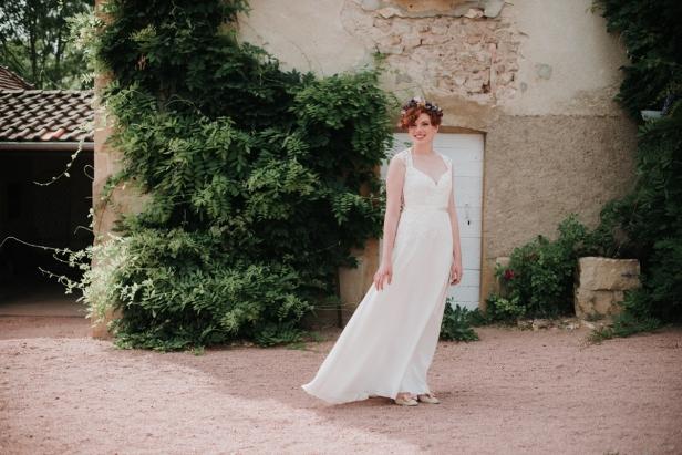 kaa couture creatrice robe de mariee collection 2018 sur mesure lyon (80)